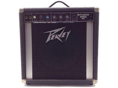 amplificador guitarra peavey studio pro 50