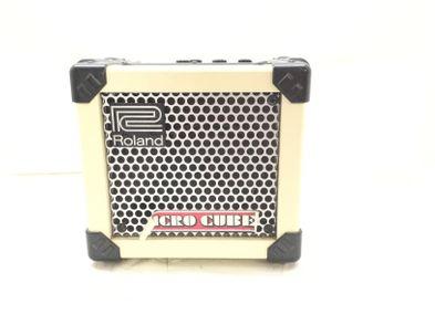 amplificador guitarra roland micro cube