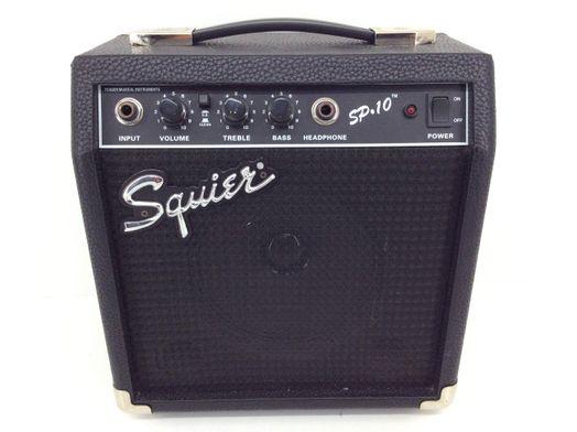 amplificador guitarra squier sp-10 22w
