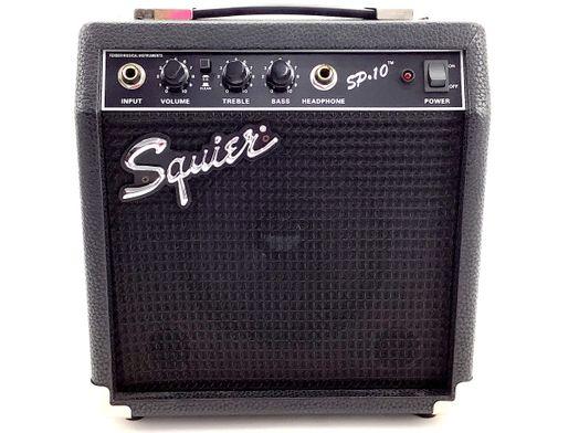 amplificador guitarra squier sp.10