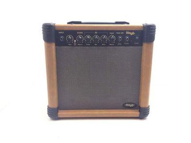 amplificador guitarra stagg 15aadr