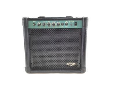 amplificador guitarra stagg 20 ba