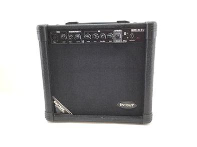 amplificador guitarra stagg mob 20 eu