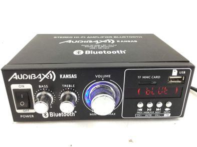 amplificador hifi acoustic control kansas