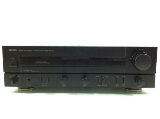 amplificador hifi denon pma-520a