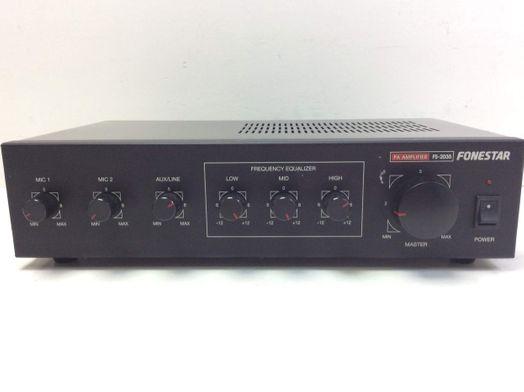 amplificador hifi fonestar fs-2035