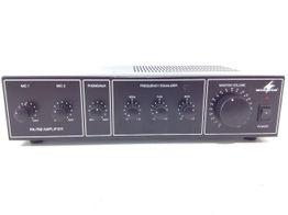 amplificador hifi monacor pa-702 (megafonia)