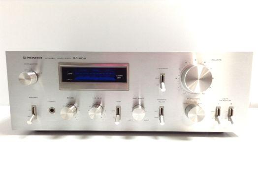 amplificador hifi pioneer sa-608