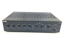amplificador hifi proel amplificador de microfano amp60xl