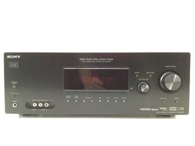 amplificador hifi sony str-kg800
