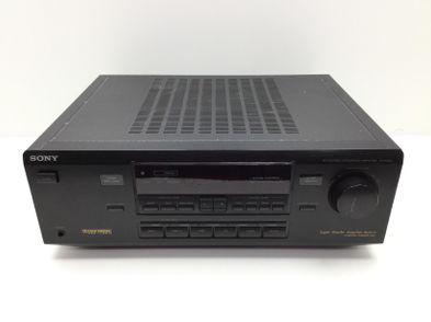 amplificador hifi sony ta-av581