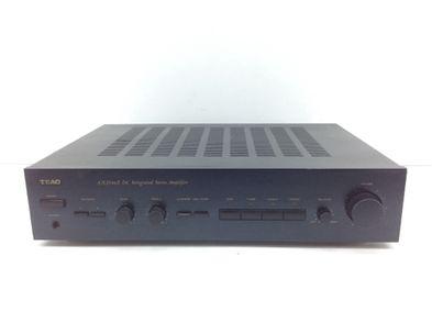 amplificador hifi teac a-x35