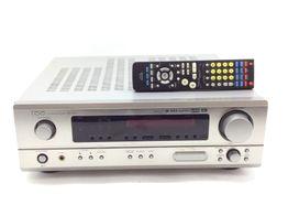 amplificador home cinema denon avr-1404
