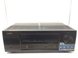 amplificador home cinema denon avr-x500