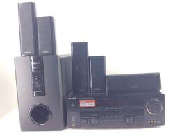 amplificador home cinema kenwood krf-v6300d
