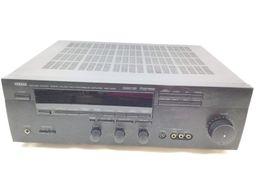 amplificador home cinema yamaha dsp-a590