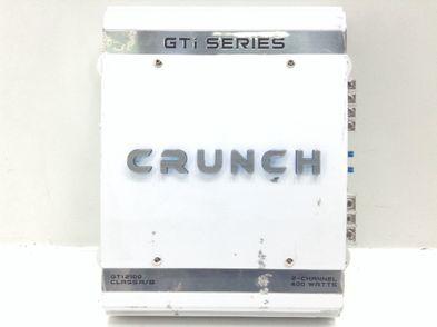amplificador crunch gti 2100