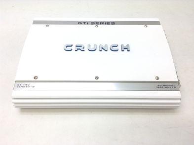 amplificador crunch gti4150