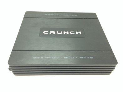 amplificador crunch gtx4400