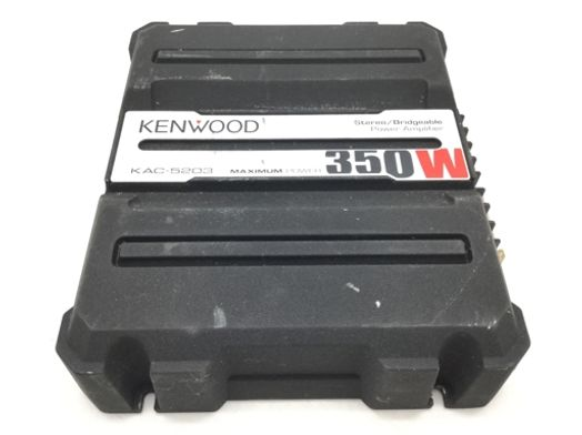 amplificador kenwood kac-5203