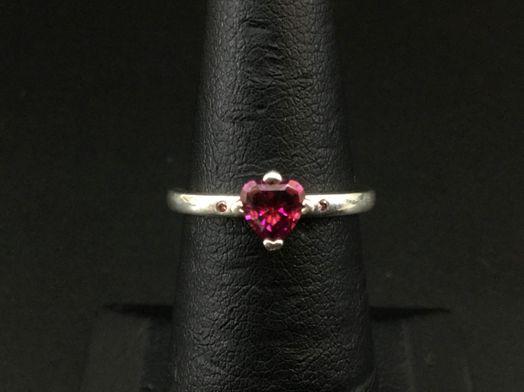 anel com adorno prata 925mm (prata 925mm com pedra)