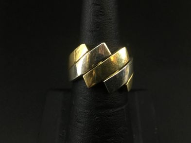 anel ouro 19k (ouro 19k)