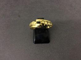 anillo oro primera ley (oro 18k)