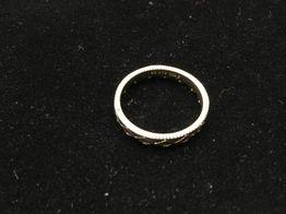 anillo plata 925mm con piedra