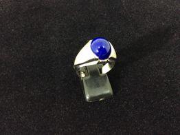 anillo oro 18k con piedra otros