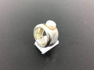 anillo plata primera ley (plata 925mm con piedra)