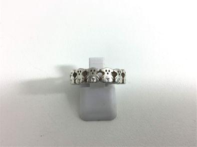 anillo plata primera ley (plata 925mm)