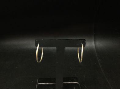 argolas prata 925mm (prata 925mm)