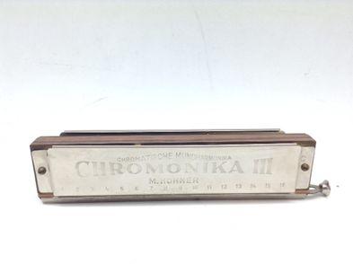 armonica hohner chromanika 3