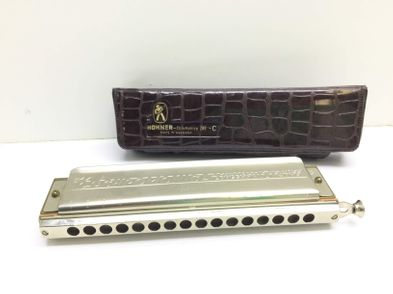 armonica hohner the 64 chromonica