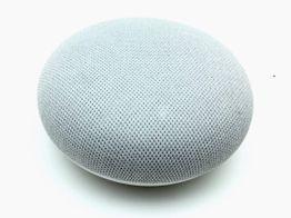asistente inteligente google nest mini