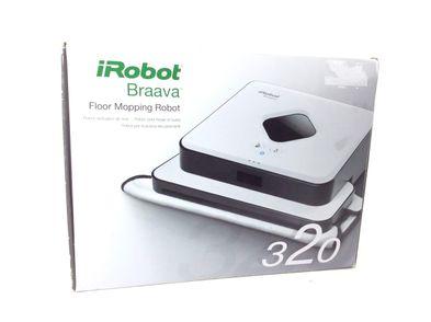 aspirador robot irobot braava