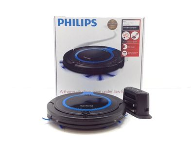 aspirador robot philips fc8700