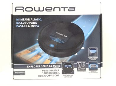 aspirador robot rowenta explorer serie 20