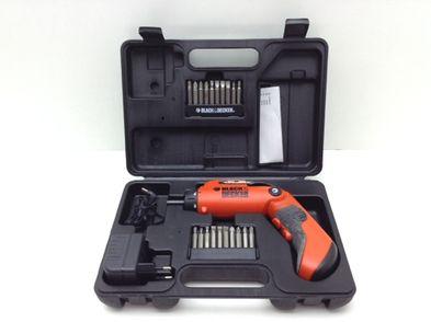 atornillador a bateria black and decker kc1036