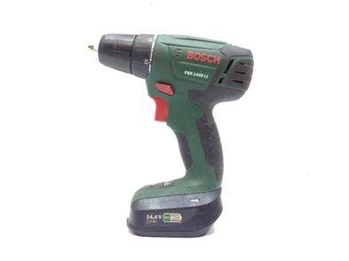 atornillador a bateria bosch verde psr1440li