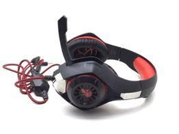 auricular ps4 deimos rojo y negro