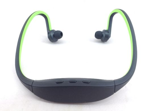 gizmovine neckback earphone green