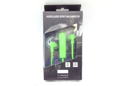 auriculares hifi otros verde