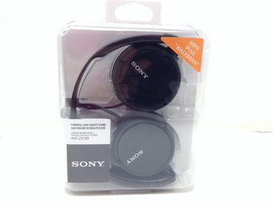 auriculares sony zx110