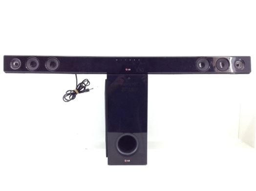 barra sonido lg nb353