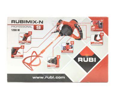batidora de obra rubi rubimix 9n