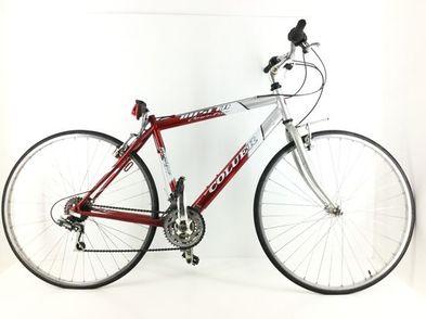 bicicleta carretera coluer buseto