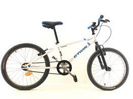 bicicleta criança b-twin racing boy 300
