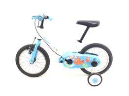 bicicleta criança outro aqua 14