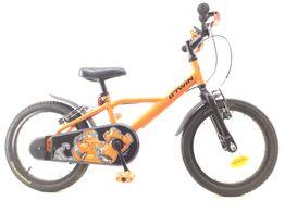 bicicleta criança btwin robot 500